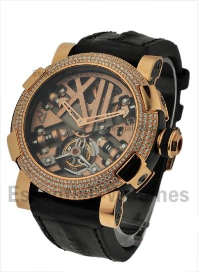 Купить копии часов Romain Jerome Интернет-магазин
